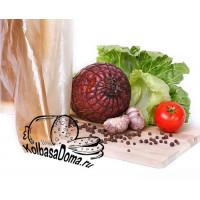 Коллагеновая пленка для рулетов и колбасы 2 м