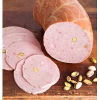 Мортаделла - вареная колбаса из Болоньи