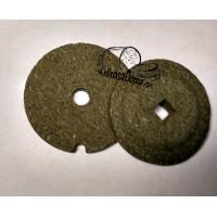 Набор камней для заточки решетки и ножа на мясорубку