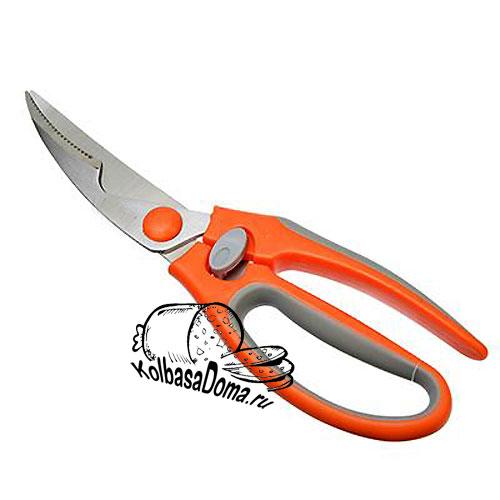 Ножницы (секатор) для курицы, 24 см
