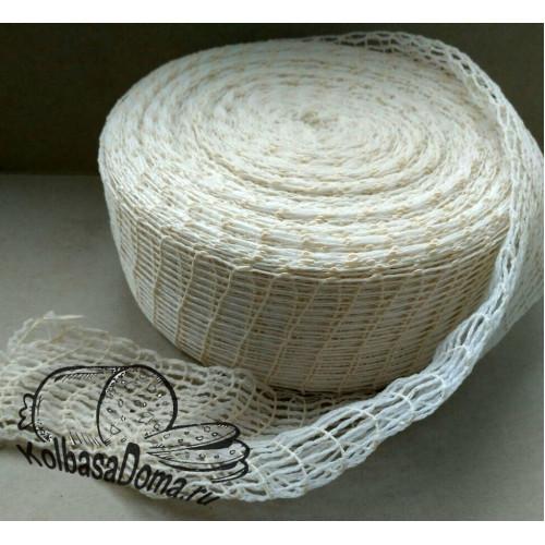 Формовочная сетка для мяса, колбасы, ветчины диаметр 100 мм