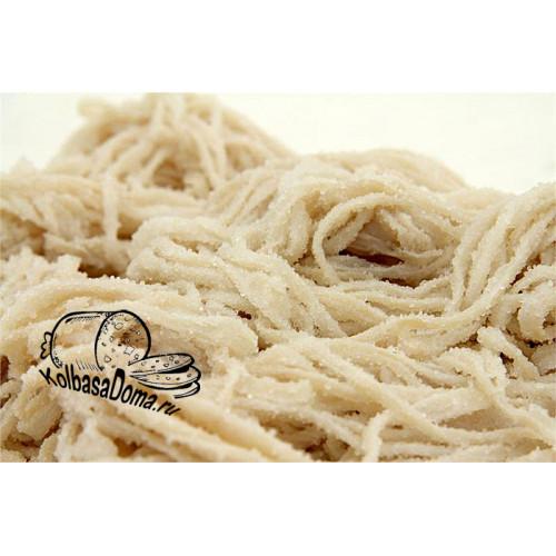 Свиные кишки  (черева) для колбасы калибр 38-40 мм, 10 м