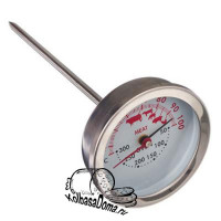 Термометр для духовой печи и мяса 2 в 1