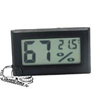 Термометр-гигрометр электронный мини