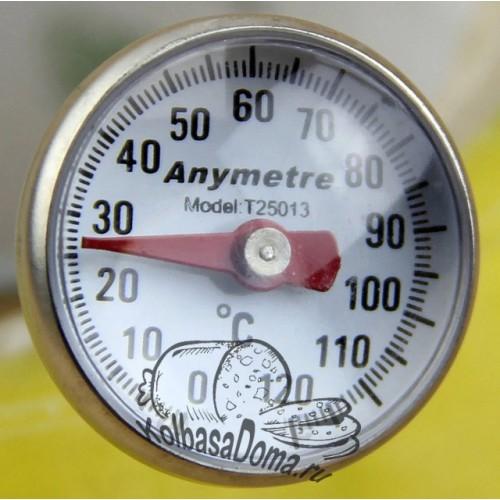 Термометр стрелочный пищевой Animetre