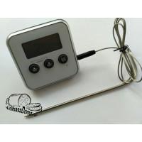Термометр-таймер с выносным датчиком