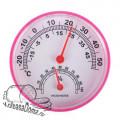 Термометр-влагомер механический 6,3 см