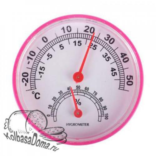 Термометр-влагомер механический